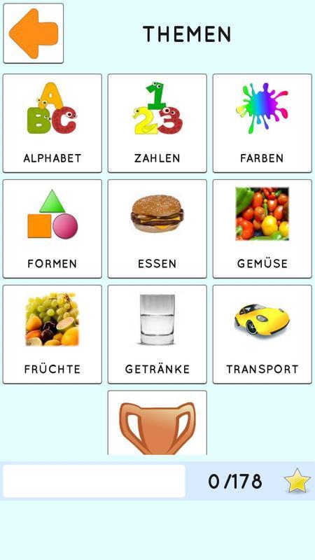 Deutsch -Spiel fur Kinder APK Download - Free Educational GAME for ...