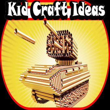 Kid Craft Ideas poster
