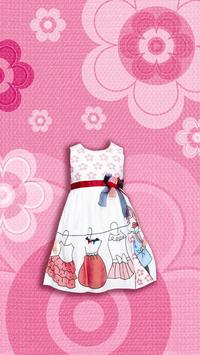 Kid Girl Fashion Photo Suit poster