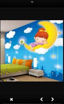 Kid's Room Wallpaper Ideas screenshot 3