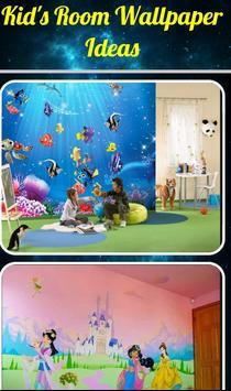 Kid's Room Wallpaper Ideas poster