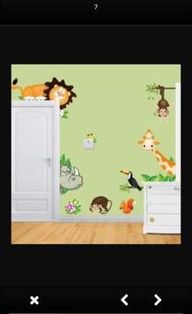 Kid's Room Wallpaper Ideas screenshot 1