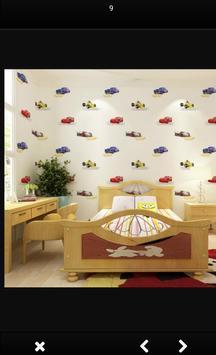 Kid's Room Wallpaper Ideas screenshot 2