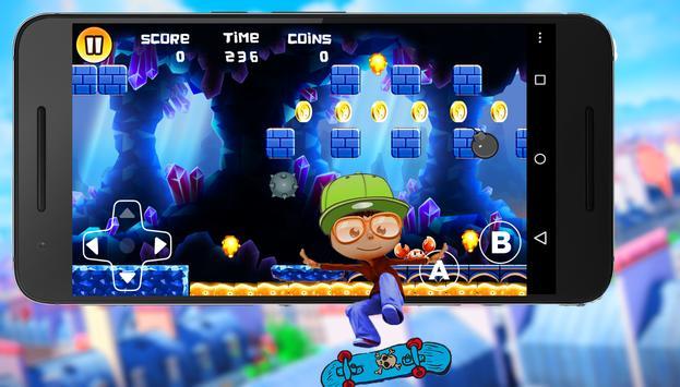 Kids Boy : Angelo Skater 🍀🍀 screenshot 4