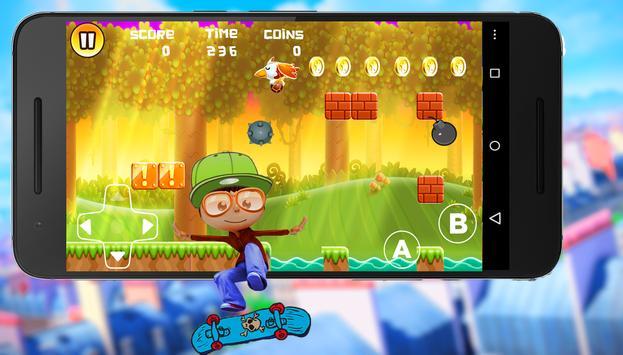 Kids Boy : Angelo Skater 🍀🍀 screenshot 5