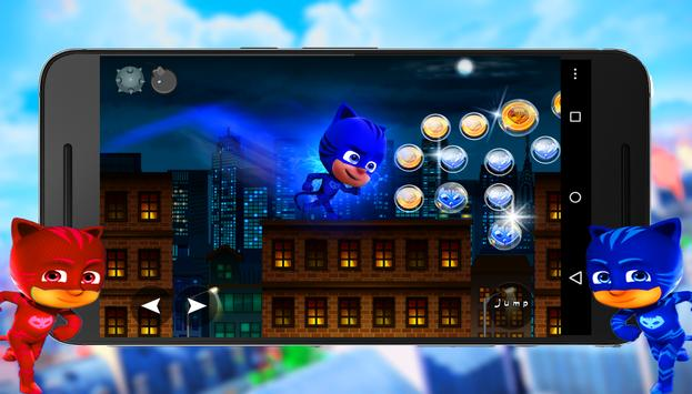 Kids Journey : PJ Masks 🍀🍀🍀 apk screenshot