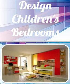 Design of a child's bedroom poster