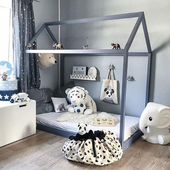 Kids Bedroom Design icon