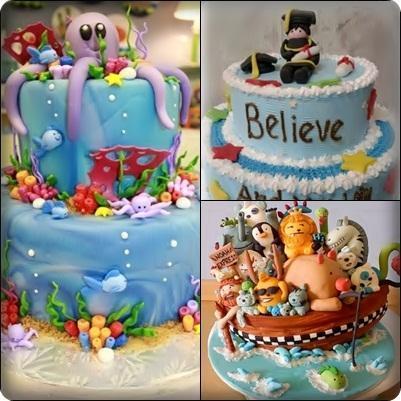 Kids Birthday Cake Design Screenshot 10
