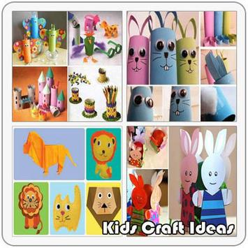 Kids Craft Ideas poster