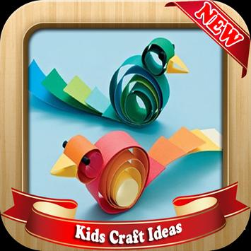 Kids Craft Ideas poster