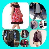 Kids Fashion Trend icon