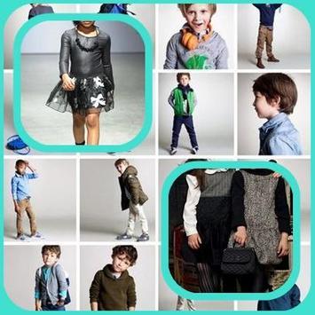 Kids Fashion Trend screenshot 1