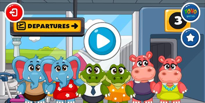 Airport Kids screenshot 1