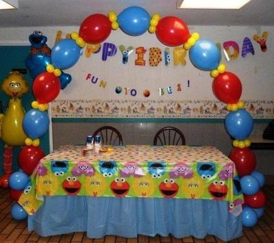 Kids Party Design apk screenshot