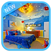 Kids Room Decoration icon