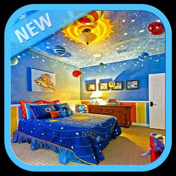 Kids Room Decoration poster
