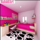 Kids Room Design icon