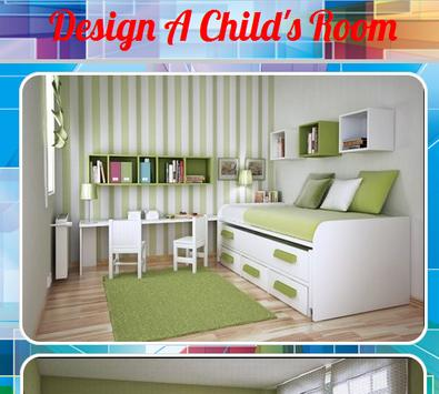 Kids Room Design poster