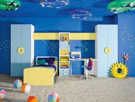 Kids Room Design apk screenshot