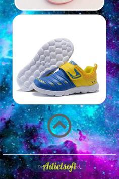 Kids Shoes Design Ideas apk screenshot