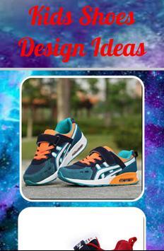 Kids Shoes Design Ideas poster