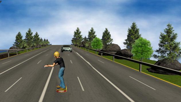 Hoverboard Racer apk screenshot