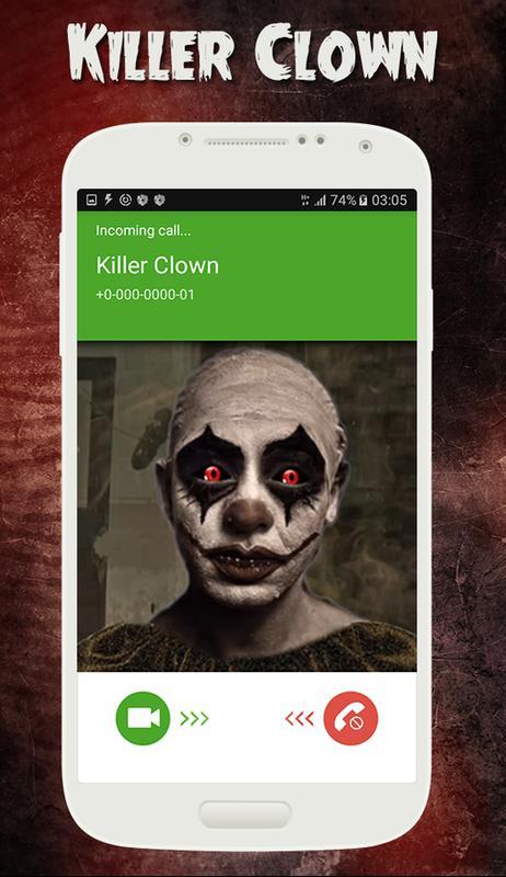 Killer Clown Nummer