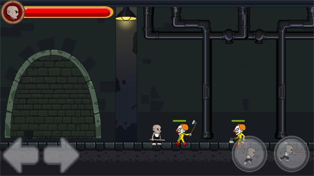 Killer Clown Purge apk screenshot