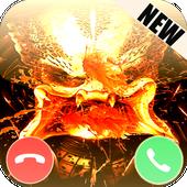 Killer Predator fake call icon
