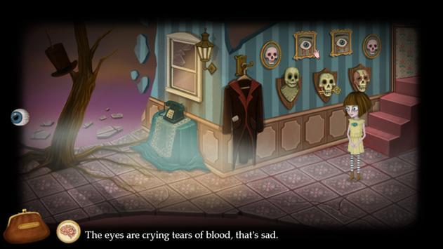 Fran Bow Chapter 5 screenshot 7