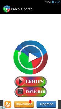 Pablo Alboran Musica Letras screenshot 1