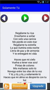 Pablo Alboran Musica Letras screenshot 3