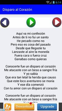 Ricky Martin Musica Letras screenshot 3