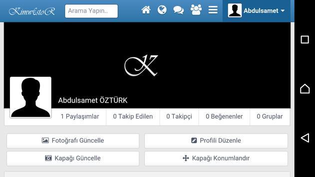 KimWestoR Social Networking screenshot 5