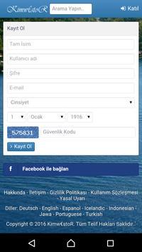 KimWestoR Social Networking screenshot 1