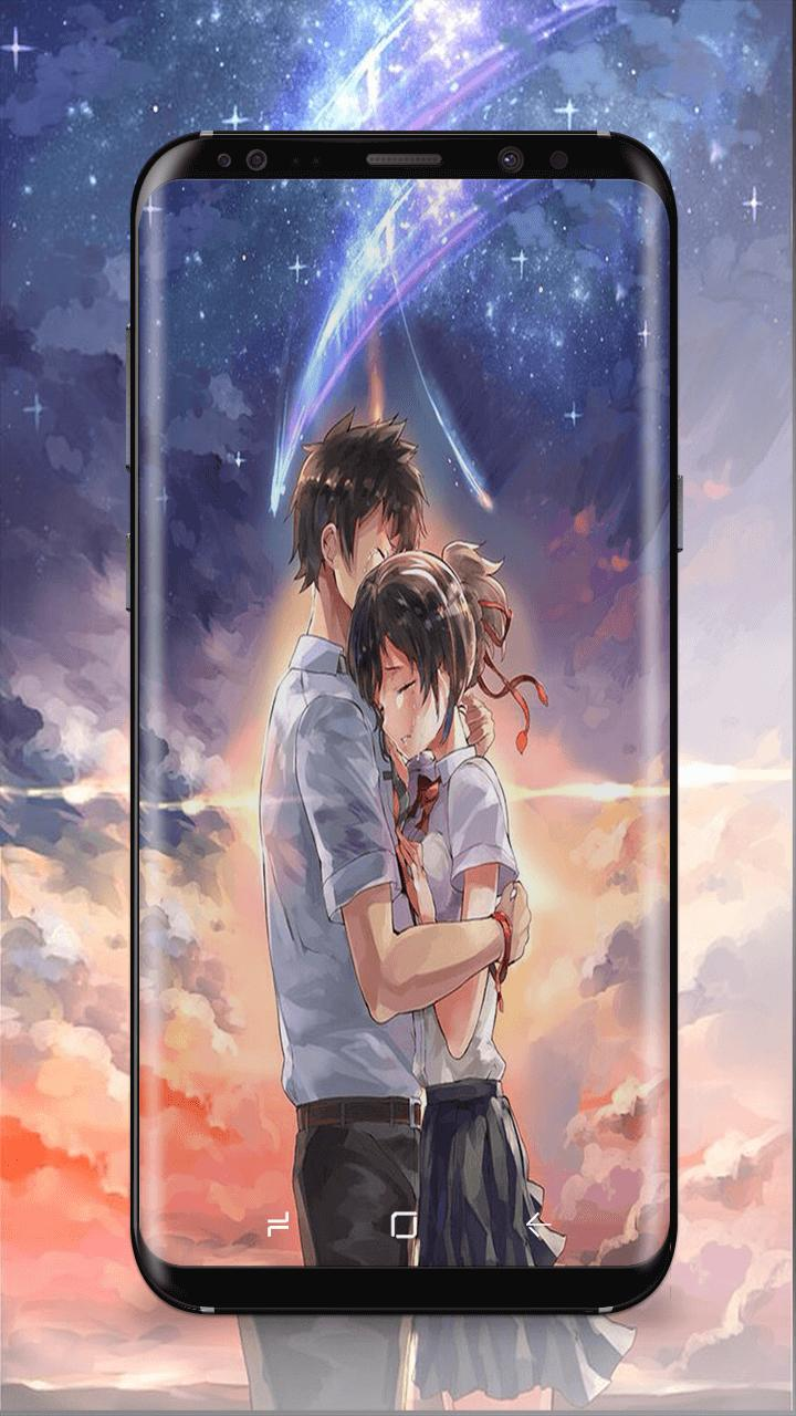 Kimi No Na Wa Your Name Wallpapers For Android Apk Download