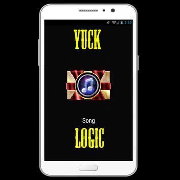 Yuck - Logic poster