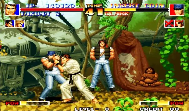 Code King of Fighters ' 94 KOF Moves screenshot 2