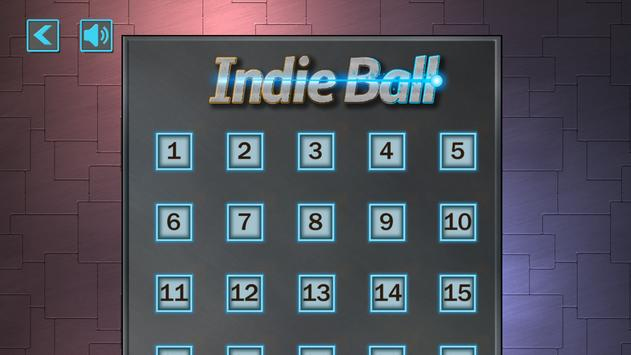 Indie Ball poster