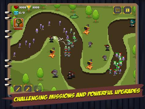 Ninja Slaying Zombies screenshot 3