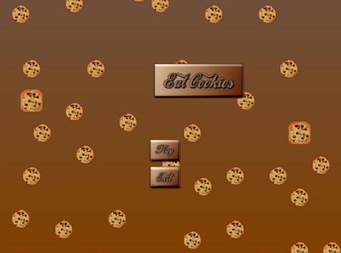 Eat Cookie screenshot 4