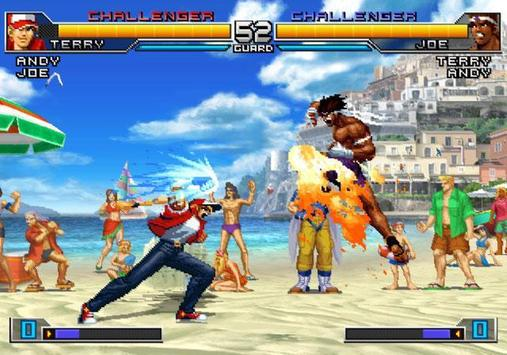 Tips For King of Fighters 2002 apk screenshot