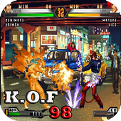 Guide For King of Fighters 98 icon