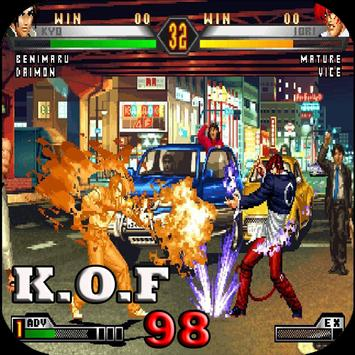 Guide For King of Fighters 98 apk screenshot