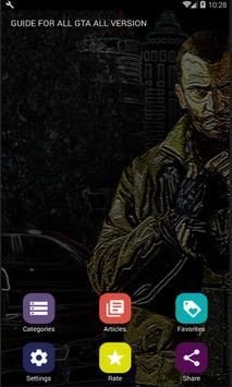 Guide Grand Theft Auto All Version apk screenshot