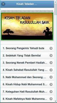 KisahTeladan Rasulullah Muhammad SAW poster