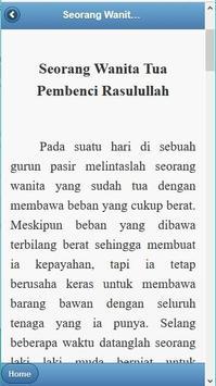 KisahTeladan Rasulullah Muhammad SAW apk screenshot
