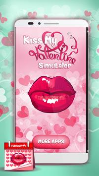 Kiss My Valentine Simulator apk screenshot