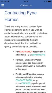 Fyne Homes screenshot 3